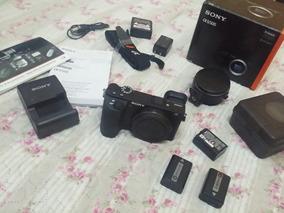 Camera Mirroles Sony A6500 4k
