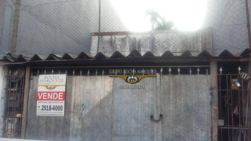 Terreno À Venda, 125 M² Por R$ 265.000,00 - Jardim Vila Formosa - São Paulo/sp - Te0080