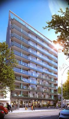 Apartamento En Venta Pocitos Monoambiente Air Tower