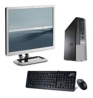 Computadora Dell Core I5, 8gb Ram, 320 Disco Duro, Pantalla