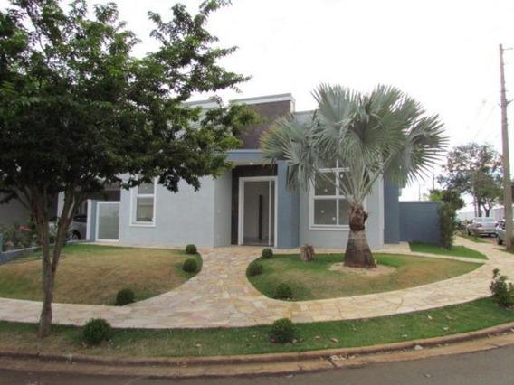 Espetacular Casa Residencial À Venda, Terras Do Cancioneiro, Paulínia. - Ca0534 - 33596653