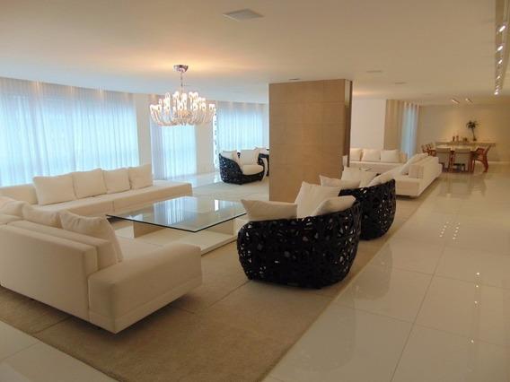 Apartamento-mansão De 800m² Mais Lindo Da Península! Simplesmente Fantástico! - Ap00018 - 4701751