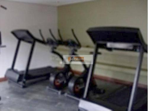 Apartamento Residencial À Venda, Vila Álvaro Marques, São Bernardo Do Campo. - Ap0664