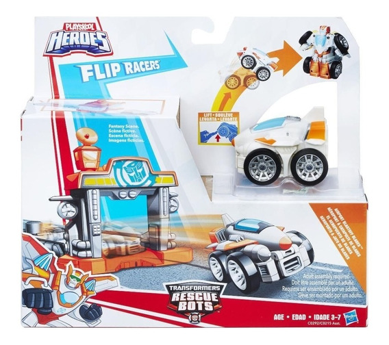 Transformers Rescue Bots Blades Con Lanzador C0215 Robot