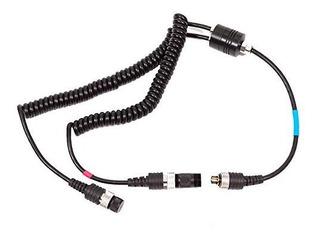 Ikelite Ttl Dual Flash Sync Cord Para Las Carcasas De Camara