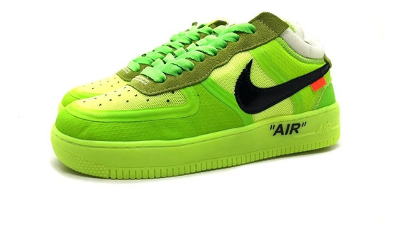 Tênis Masculino Nike Air Force 1 Off White + Frete Grátis
