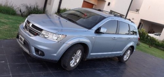 Dodge Journey 2013 2.4 Sxt 170cv Atx6 (techo, Dvd)