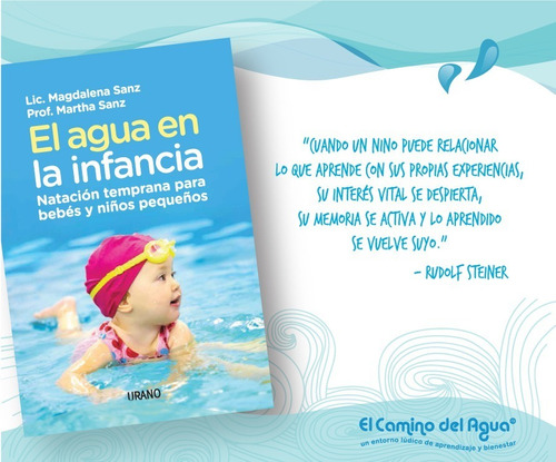 El Agua En La Infancia, Natación Para Bebés Y Niños Pequeños