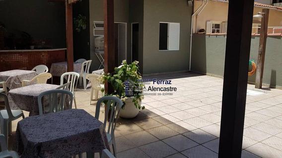 Casa Com 4 Dormitórios À Venda, 270 M² Por R$ 1.980.000,00 - Aparecida - Santos/sp - Ca0049