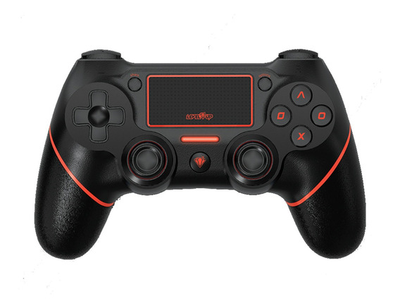 Joystick Level Up Cobra X rojo