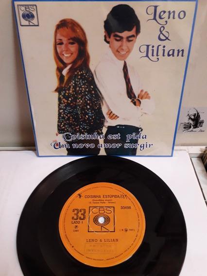Compacto Leno E Lilian - 1967
