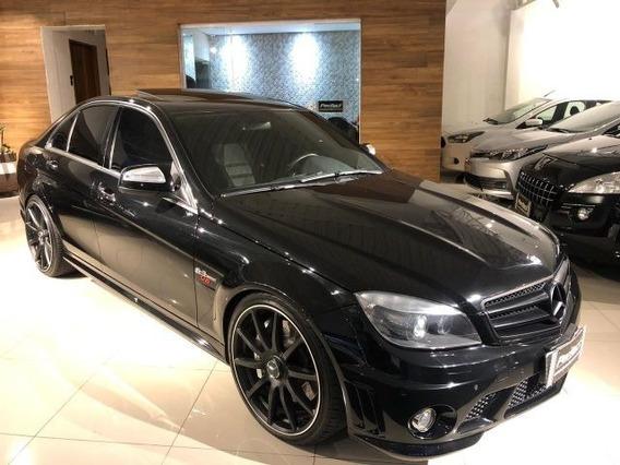 Mercedes-benz C-63 Amg 6.3 V8