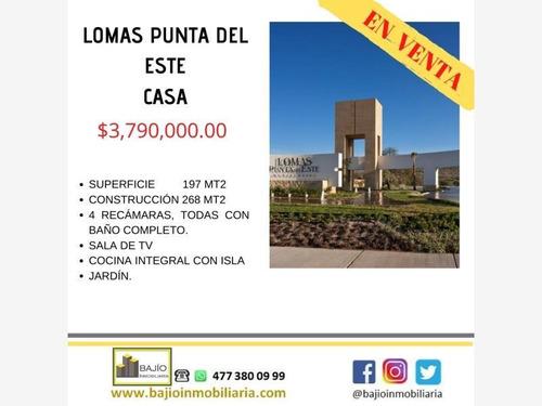 Imagen 1 de 6 de Casa Sola En Venta Lomas Punta Del Este Residencial