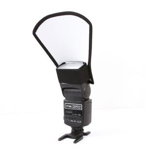 Jjc FC-26s Blanco Domo difusor de luz de Flash para Canon 270EX 270EX II Flash