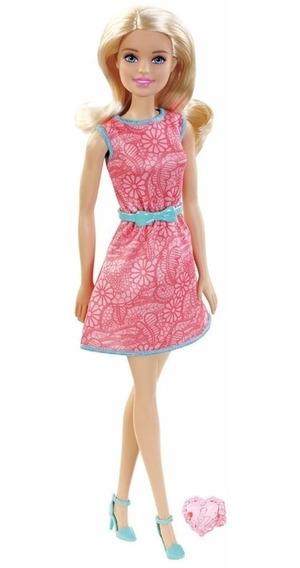 Boneca Barbie Fashion Original Brinquedos Pra Menina Novo