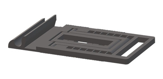 Suporte Mesa Apple iPad E Apple Pencil Com Regulagem 3dga