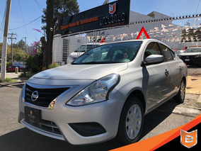 Nissan Versa Sense 2015 .