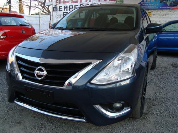 Nissan Versa Advance Modelo 2017