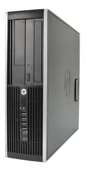 Pc Desktop Hp 8200 I7 2ª 8gb 500gb Windows 10 Seminovo!
