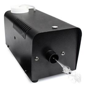 Kit Máquina Fumaça 600w + Controle Sem Fio Efeitos Teatro