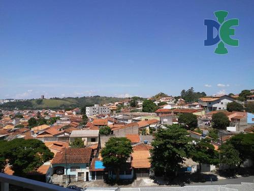 Apartamento Com 2 Dormitórios À Venda, 56 M² Por R$ 230.000,00 - São João - Jacareí/sp - Ap0138