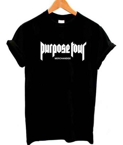 Playeras De Justin Bieber Purpouse Tour | Envio Gratis
