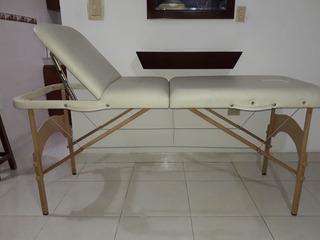 Camilla Portable Para Masajes