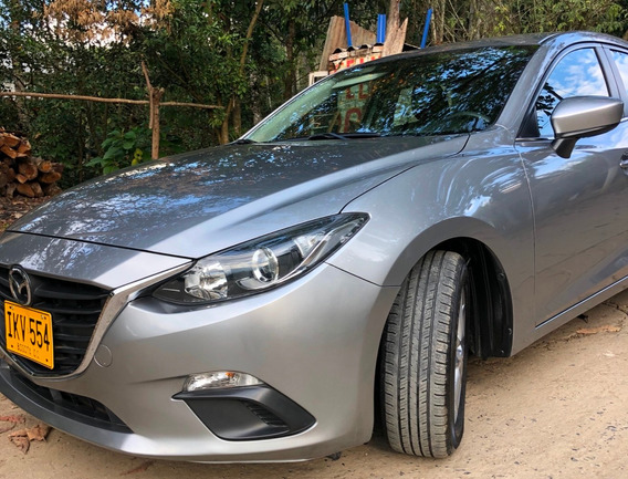 Mazda 3 Deportivo, Plata Metálico
