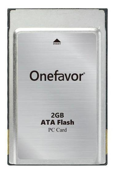 Cartão Pcmcia Flash Ata 2gb