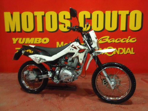 Baccio X3m 125 Impecable ==== Motos Couto ====
