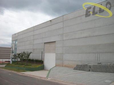 Galpão Industrial Novo Em Condomínio Próximo De Cotia - Ga0017