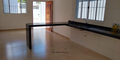 Ana Maria Imóveis  Casa Condomínio Massaguaçu ! - C715-1