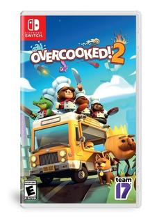Juego Nintendo Switch Overcooked 2