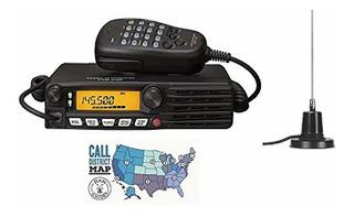 Yaesu Ftm-3100r 2m Radio + Mfj-1728b Mobile Antenna