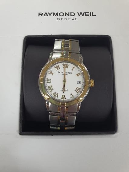Reloj Raymond Weil 18k