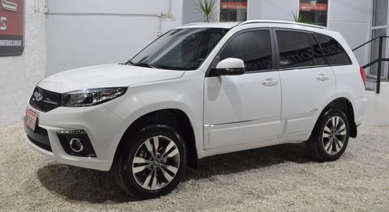 Chery Tiggo 3 Luxury 2020 Nafta Blanco Muy Buen Estado!!