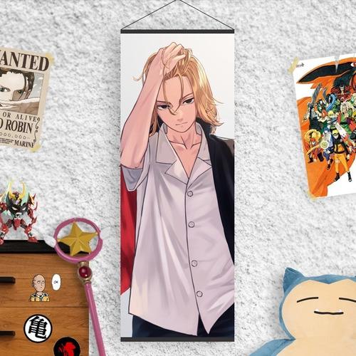 Imagen 1 de 10 de Lona De Tokyo Revengers - Animeras