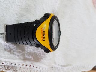 Reloj Suunto Vector, Usado, Impecable - Caja Y Guía