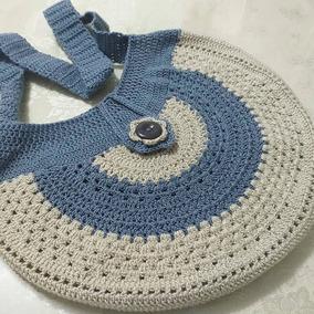 b1a0bd386 Bolsos Tejidos Crochet - Ropa y Accesorios en Mercado Libre Colombia