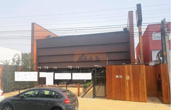 Salão Comercial Para Venda E Locação - Av. Dr. Romeu Tórtima - Sl0009