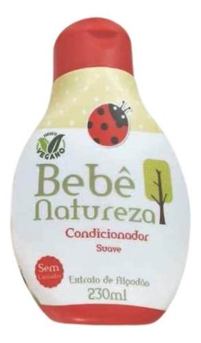 Imagem 1 de 1 de Bebê Natureza Condicionador Suave 230ml