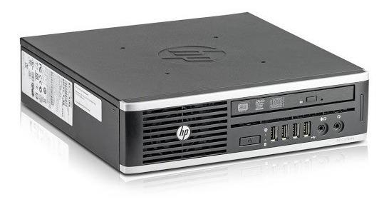 Computador Hp Cpu Intel I5 500gb, 8gb Ram Clase A