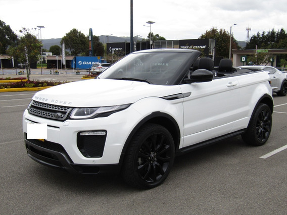 Land Rover Evoque Cabriolet Tp 2.0 Aa 4x4