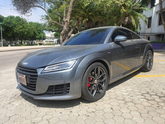 Audi Tt Tfsi Coupe Sport S-tronic Automatico Modelo 2017