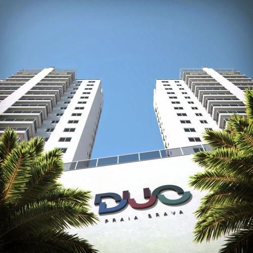 Sala Comercial Praia Brava Itaja㍠- 114546