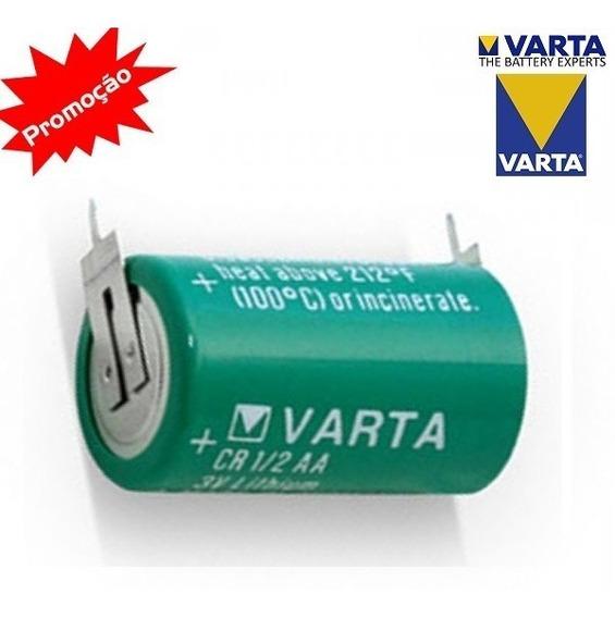 Bateria Varta Cr1/2aa 3v Lithium Com 2 Terminais - Oferta