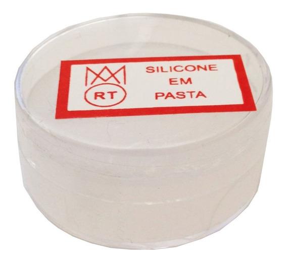 Silicone Em Pasta Relógio Relojoeiro Lubrificante