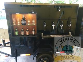 Beer Truck, Beer Trailer (trailer De Chopp) N É Food Truck.