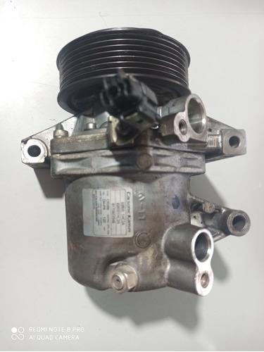 Compressor Ar Condicionado Nissan Versa 1.6 2016 926001hc2a