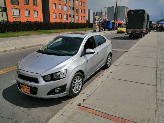 Chevrolet Sonic Ltz Full Equipo